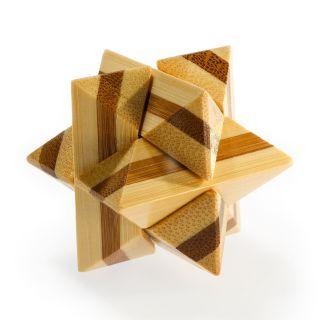 3D Bamboo Brain puzzle superstar **