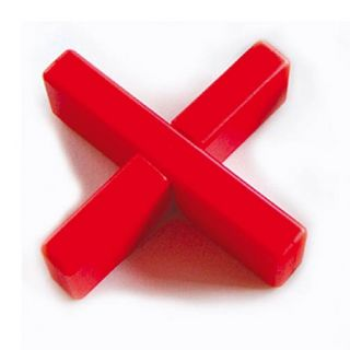 Cross Puzzle Red ****