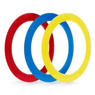 Juggling rings, 3pcs.