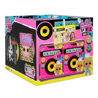 LOL Surprise Remix Hairflip Tots Mini Pop