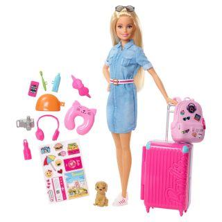 Barbie is going on Reis Pop