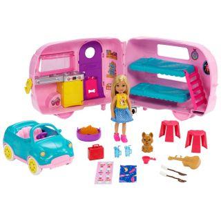 Barbie Chelsea - Camper