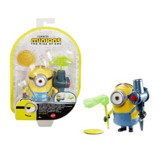 Minions Figure Kevin with Sticky Hand