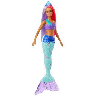 Barbie Dreamtopia Mermaid with Pink / Purple Hair