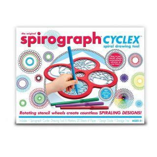Spirograph-Cyclex