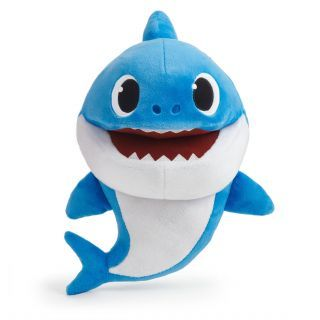 Baby Shark Hand Puppet with Sound - Daddy