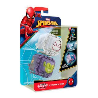 Marvel Spiderman Battle Cube - Gwen vs Green Goblin
