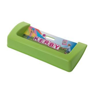 Kerby Curb Lime Green