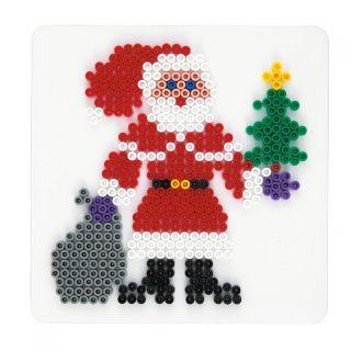 Hama Ironing Beads Sign-Santa Claus
