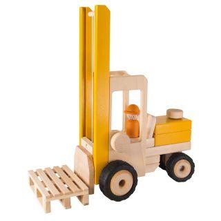 Wooden Forklift