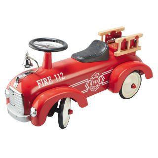 Walking Car Fire Department