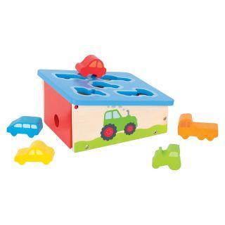 Shapes Box Vehicles
