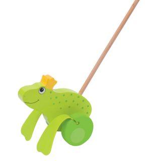 Push figure Frog King