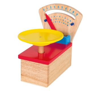 Wooden Scales