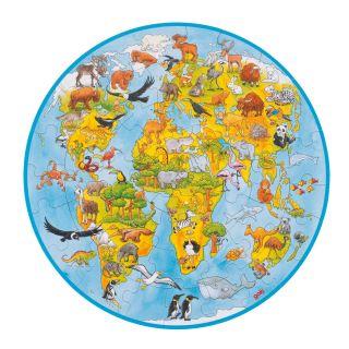 World Puzzle XXL