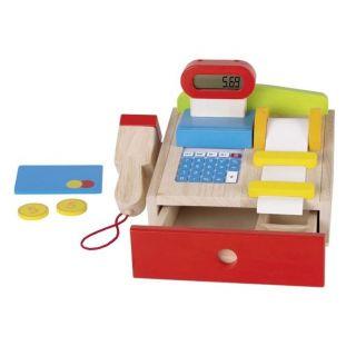 Goki Toy Cash Register