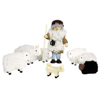 Doll House + Sheep Shepherd