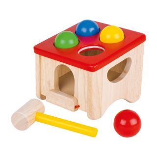Mallet game catch the ball