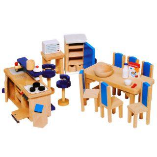 Doll House Furniture Kitchen