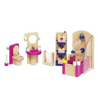 Doll House Furniture Bathroom
