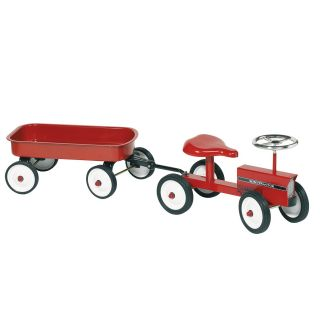 Loop auto Tractor with trailer