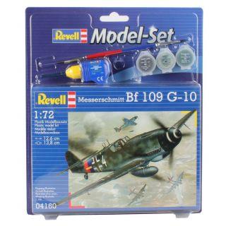Revell Model Set Messerschmitt Bf-109 Plane