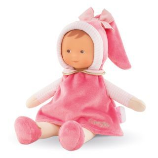 Mon Doudou Corolle Sweet Dreams - Miss Pink, 25 cm