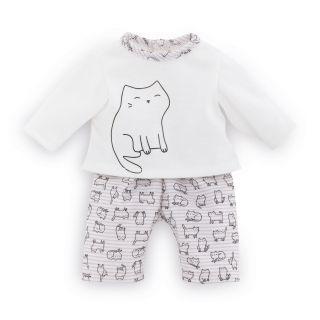Pyjama 2 Pièces pour poupée ma Corolle