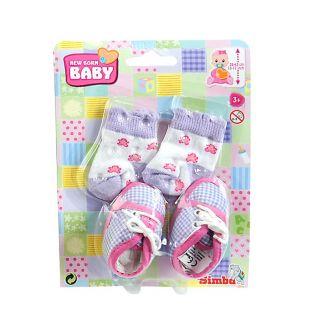 New Born Baby Socks & Shoes C