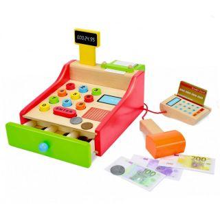 Eichhorn Toy Cash Register