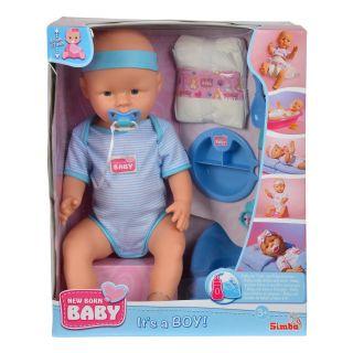 New Born Baby Boy Grooming
