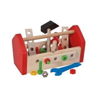 Eichhorn Wooden Toolbox