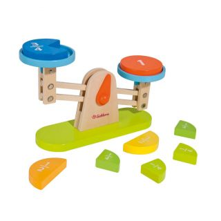 Eichhorn Wooden Scale - Parts Learning