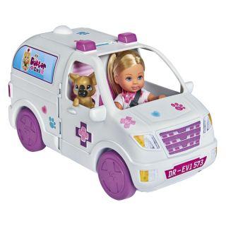Evi Love Doctor Animal Ambulance, 2in1