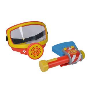 Fireman Sam Oxygen Mask with Fire Ax