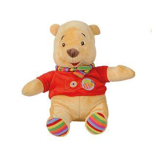 Winnie the Pooh Plucking Knuffel - Winnie