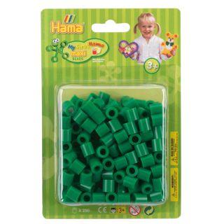 Hama Ironing beads Maxi-Green, record 250pcs.