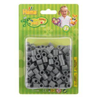 Hama Ironing Beads Maxi - Gray, 250 pcs.