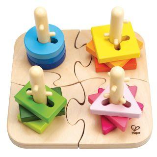 Hape Sort Puzzle Creative