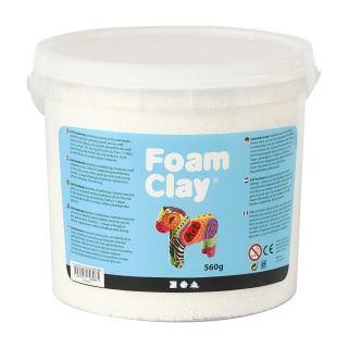 Foam Clay - White, 560gr.