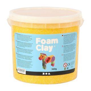 Foam Clay - Yellow, 560gr.