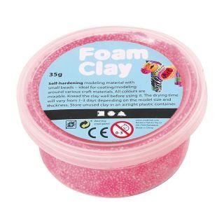 Foam Clay - Neon Pink, 35gr.