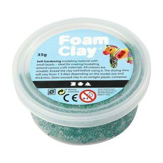 Foam Clay - Dark green, 35gr.