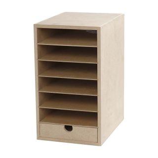 Paper storage unit - A5 paper