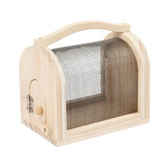 Wooden Insect Cage