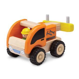 Wonderworld Wooden Trolley