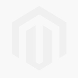 Wicker Basket with Handle - Pink with Hearts