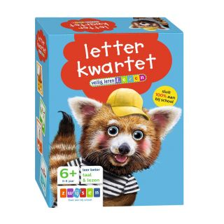 Learning to read safely - Letter Quartet