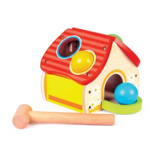 Wooden Hammer Game House