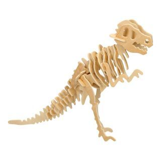 Wooden Building Package Dino - T-Rex